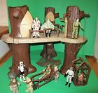 Star Wars Vintage EWOK Playset Mint Kenner Action Figure Collection