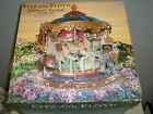 FLOYD CAROUSEL MUSICAL COOKIE JAR MIB SIGNATURE COLLECTION MIB