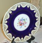 Antique CROWN STAFFORDSHIRE Pattern #A14711 Dinner Plate