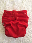 Custom 4 Layer Cotton Bamboo Happy Flute All-In-One Onesize Cloth Diaper EUC