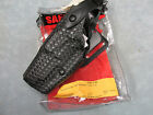 NEW Safariland 6360 Sig Sauer P220 P226 Duty Holster Black BasketWeave LH ALS