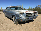 Ford Mustang Base 1965 ford mustang coupe complete car restorable