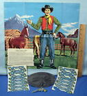 Cowboy Party Game ~ 1950s Japan ~ Western Theme OLD FUN