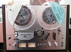 AKAI GX 4000D REEL TO REEL FULLY SERVICED glass head 4 track tape machine