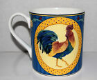Fitz and Floyd Coq du Village Classic Choices Rooster Mug Cup Excellent