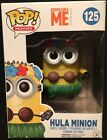 FUNKO Pop! Movies Despicable Me Hula Minion Vinyl Figure 125 New