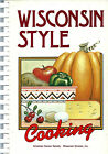 1980 Wisconsin Style LADIES Community Cookbook Great Family Favorite Recipes
