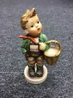goebel hummel figurine village boy with basket 51/1 tmk6
