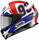 Shoei RF 1200 Indy Marquez Full Face Motorcycle Helmet CLOSEOUT