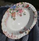 Lot of 2 Copeland Spode Chelsea Garden Oval Vegetable Bowl 9 7/8