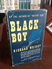 Black Boy by Richard Wright Hardcover 1945 Native Son Uncle Toms Children
