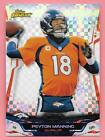 2014 Topps Finest Football Cards 50