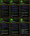 Diablo 3 RoS PS4 [SOFTCORE] - All Demon Hunter Ancient Class Sets [Check Images]
