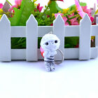 Cute Guardian of love VooDoo Doll Keychain Keyring Plastic Gift