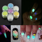 Luminous Lady 3D Nail Art Sticker Stickers Tips Decoration DIY Acrylic Manicure