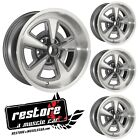 NEW 17x8 Cast Rally II Wheels Pontiac Firebird Trans Am GTO Lemans 17