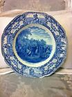 Colonial Times By Crown Ducal England Plate
