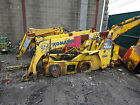 Komatsu SK1020 Skid Steer Loader JUST IN FOR PARTS SK 1020 2 SPEED