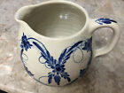 Pitcher With Heart Design by P R Storie Pottery Co. Marshall TX