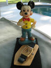 1946 INGERSOLL WALT DISNEY PRODUCTION MICKEY MOUSE WATCH 11842