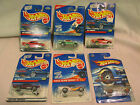 '57 CHEVY HOT WHEELS DIE CAST CARS LOT OF 6 1995 1997 1998 2006