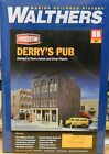 Walthers Cornerstone - HO Scale Kit - Derry's Pub