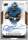 Doug Martin Rookie Cards Checklist and Guide 40