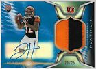 2015 Topps Platinum Football Cards - Review Added 9