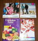 WEIGHT WATCHERS Complete Food Companion 2002  TurnAround Booklets FREE SHIP