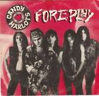 CANDY HARLOTS FOREPLAY EP CD FOUR 4 OZ AUS GLAM ROCK ROXUS DEVILS IN HEAVEN