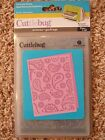 PERFECTLY PAISLEY Embossing Folder For Cricut Cuttlebug Die Cut Emboss Machine