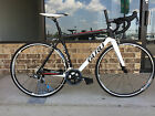 Guru Photon R Carbon Fiber Medium SRAM Force 22 Road Bike Bicycle PRO Stealth