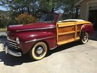 Ford SPORTSMAN CONVERTIBLE 1947 ford sportsman woody convertible