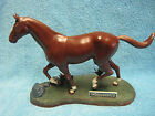 Vintage1964 Aurora Thoroughbred Race Horse Plastic Assembly Kit Assembled