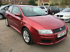 Fiat Stilo 24 20v Abarth Selespeed 3dr 2003 03