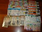 Fiskars Dylusions Recollection Tim Holtz Kelly Clear Stamps Lot You Pick