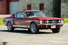 Ford Mustang Base Fastback 2 Door 1967 ford mustang base fastback 2 door 64 l