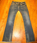 MISS ME Jeans SIZE 28 X 33 VINTAGE EMBELLISHED FLAP POCKET BOOT CUT JP4656 6