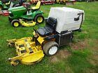 2006 WALKER MTL GHS COMMERCIAL FRONT DECK MOWER 48 FLIP UP DECK LIQUID COOLED