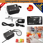 US POST SP16 beauty special Air Brush Compressor Airbrush 04mm Needle Art Kit