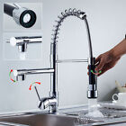 Cold Kitchen Sink Faucet Pull Down Spray Mixer Tap