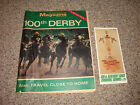 100th Kentucky Derby magazine  100th Kentucky Oaks program 1974 Derby