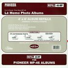 Pioneer Memo Pocket Album Refill 4-Inch by 6-Inch for mp-46 albums 1