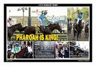 AMERICAN PHAROAH WINS THE 141ST KENTUCKY DERBY COMMEMORATIVE POSTER