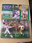 Starting Lineup 1999 NFL Classic Doubles- Peyton Manning/ Archie Manning w/cards