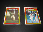 1972 O-PEE-CHEE ROBERTO CLEMENTE #226 & BROOKS ROBINSON #222 EX-MT OR BETTER