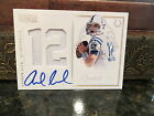 National Treasures Autograph Colossal Jersey Auto Rookie Andrew Luck 32 50 2012