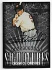 1998 Donruss Significant Signatures #7 Ralph Kiner On Card Autograph #1112 2000