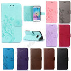 Fashion Style Flip Magnetic Stand Wallet PU Leather Cover Case For Lot Samsung
