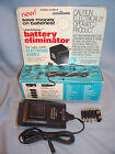 UNIVERSAL BATTERY ELIMINATOR Power Supply 3-9v AC/DC Adapter Charger Games Toy